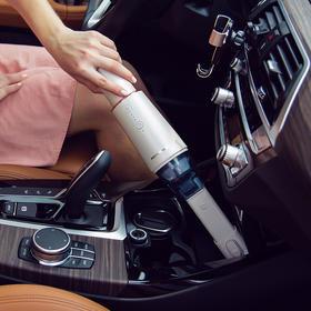 【 臭氧黑科技】摩飞无线车载吸尘器 超大吸力 能除异味的吸尘器