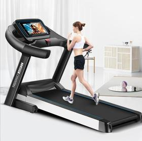 【运动器材】.家用款小型跑步机静音多功能折叠电动家庭迷你室内走步健身器材