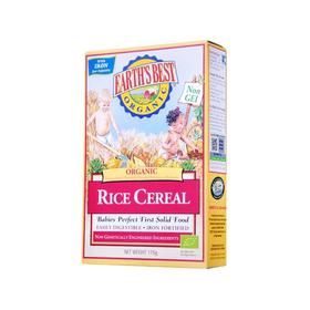 【国内贸易】美国爱思贝 世界最好婴幼儿有机大米粉