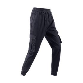 【纯棉疏水】抗污防水科技束脚工装裤