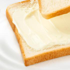小白心里软海盐芝士味吐司面包 2000g/箱