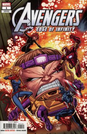 变体 复仇者联盟 Avengers Edge Of Infinity