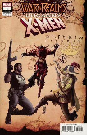 变体 诸界之战 War Of Realms Uncanny X-Men