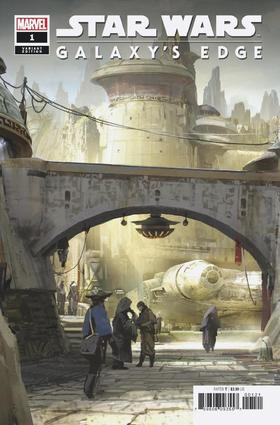 变体 星球大战 Star Wars Galaxys Edge