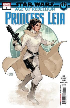 星球大战 Star Wars Aor Princess Leia