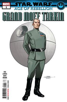 星球大战 Star Wars Aor Grand Moff Tarkin