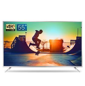 【电视机】.电视机55寸32寸42寸65寸4K液晶电视 防爆智能网络led曲面电视