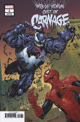 变体 毒液 Web Of Venom Cult Of Carnage