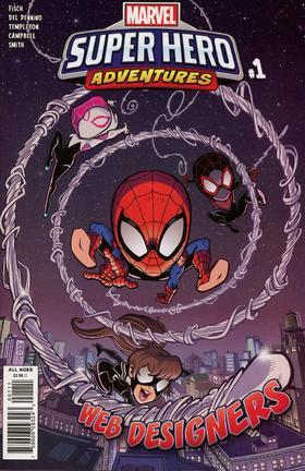 蜘蛛侠 Msh Adventures Spider-Man Web Designers