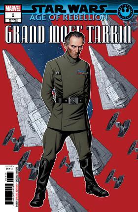 变体 星球大战 Star Wars Aor Grand Moff Tarkin