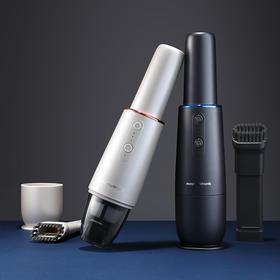 英国摩飞车载汽车吸尘器无线充电家车两用大功率手持式空气净化器