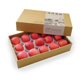 山东水晶富士苹果礼盒