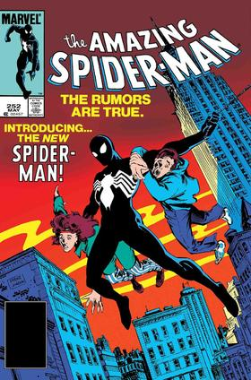 蜘蛛侠 Amazing Spider-Man #252 Facsimile Edition