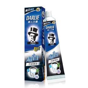 黑人牙膏(竹炭深洁) 140g/支