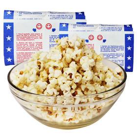 【新鲜美味】米乐谷微波炉爆米花玉米粒100克每包奶油味 独立包装