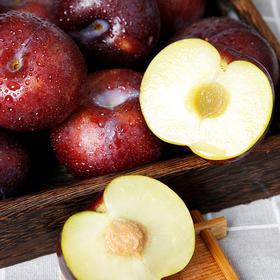 助农增收ㅣ陕西黑布林,酸甜宜人,肉厚多汁,营养丰富~ 带箱约10斤