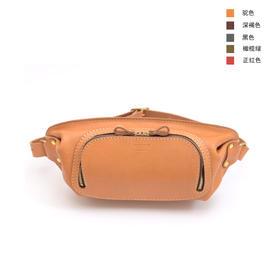 Herz 个性帅拉链腰包胸包,手作达人纯手工 | 5 款(日本)