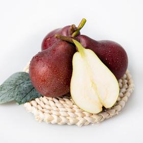 当季上新ㅣ红啤梨~ 软糯香甜~ 美味营养~ 鲜甜多汁~ 5斤装