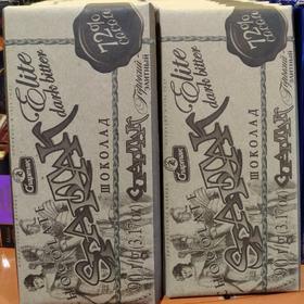 斯巴达克72%纸盒巧克力