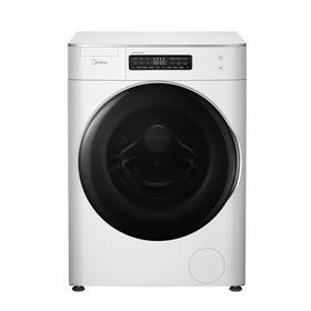 美的(Midea)洗衣机全自动8公斤滚筒变频家用大容量智能WIFI BLDC电机 MG80T1WD