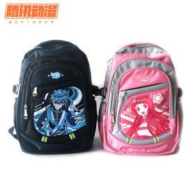 腾讯动漫官方 斗破苍穹 MK斗破印象双肩包 开学生书包背包