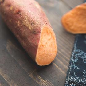 福建 • 精品六鳌红蜜薯 富硒软糯 香甜可口 肉细味香 0农残