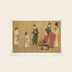 故宫博物院 韩熙载夜宴图装饰画