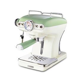 Ariete 复古意式家用半自动蒸汽咖啡机 | 3 款(意大利)
