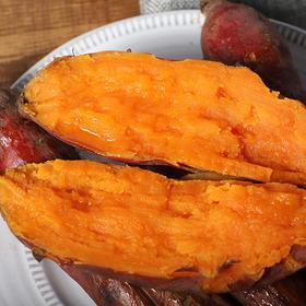 【福建 • 六鳌红蜜薯】 富硒软糯 香甜可口 肉细味香