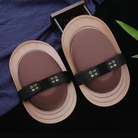 礼佛手垫——单机版(有绑带) 触点按摩 可调节 轻巧礼拜手垫