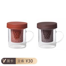 刘海粟纪念款-一茶人读茶(浦poa'办公室大容量茶杯)