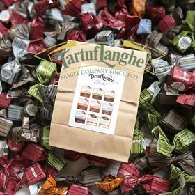 [Tartuflanghe松露巧克力]手工制作 10种口味 8g/块 共10块