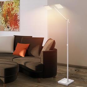 德国Paulmann护眼灯 Nano Floor专业LED阅读地灯 Nano LED双头护眼台灯