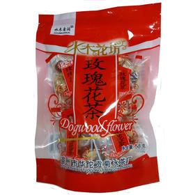 水木自润 玫瑰花茶 代用茶10包