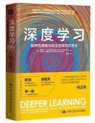 深度学习:批判性思维与自主性探究式学习 【美】莫妮卡·R.马丁内斯 【美】丹尼斯· 人大出版社