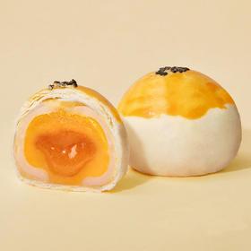 【推荐】好吃停不下 流心蛋黄酥(饮深)