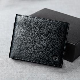 麦包包-戈尔本 G字手感超好头层皮~商务男士卡包钱包皮夹