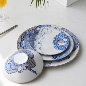陶溪川 家用吃饭北欧风ins创意网红碗盘