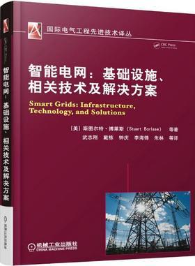 *智能电网:基础设施、相关技术及解决方案