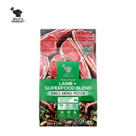 【比利玛格 会员礼包】羊肉小包 喜归 |  新品进口高端狗粮 Billy+Margot比利玛格羊肉成犬粮,澳大利亚原装进口狗粮