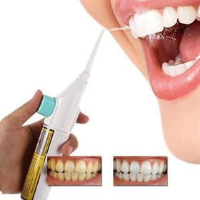 【牙齿新净界】POWER FLOSS 洗牙器 冲牙器 口腔清洁器牙套清洁器洁牙器