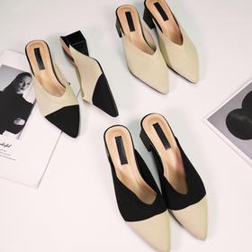 【为思礼】【INS爆款 夏天必备 百搭清凉透气单鞋】3D飞线编织女鞋 无碳环保材料 精致设计显腿瘦 怎么折也不会坏 可机洗多色可选