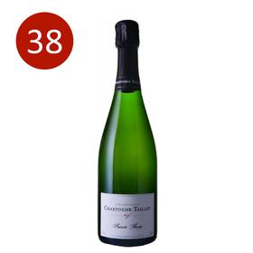 【38号酒】莎丹酒庄圣安娜香槟CHARTOGNE TAILLET, St Anne NV (2015 / 2014) (50% Cha, 50% Pn)