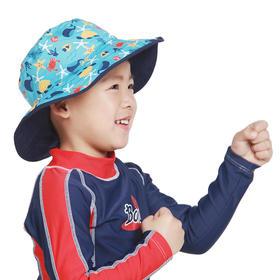【防晒优选】澳洲BANZ太阳帽防紫外线丨UPF50+丨双面佩戴丨魔术贴可调节丨简易携带