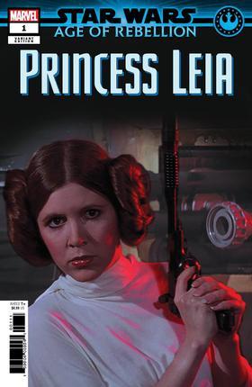 变体 星球大战 Star Wars Aor Princess Leia