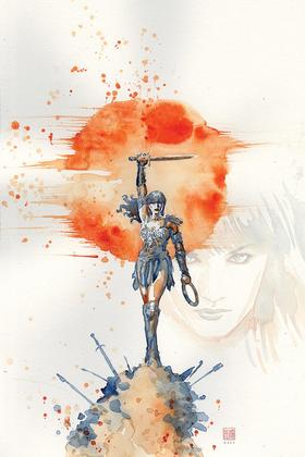 变体 Xena Warrior Princess