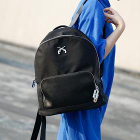 麦包包-戈尔本 【潮派都市系列】简约时尚手提双肩背包男女专用款