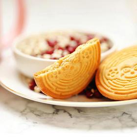 江中猴姑红豆薏苡仁酥性饼干15天装720g 猴头菇饼干30包装