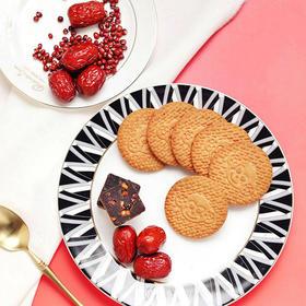 江中猴姑红枣红豆红糖饼干15天装