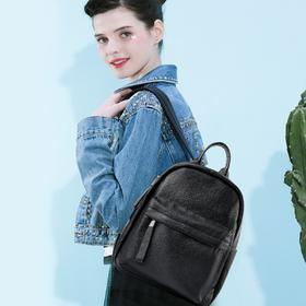 麦包包-戈尔本 爆款【经典版】配牛皮拉牌手腕超柔软质感包包女士手提双肩包